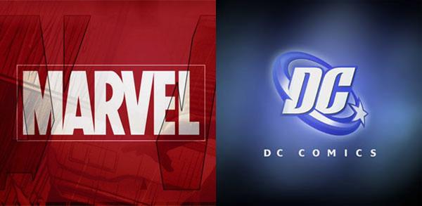 Marvel DC logo