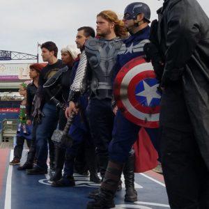 Support the Philadelphia Avengers